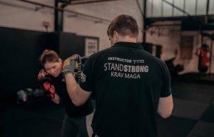 StandStrong Krav Maga sparring