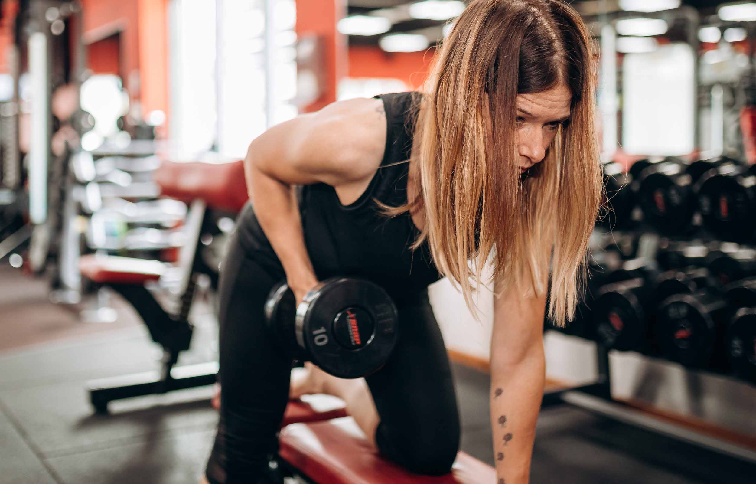 Does strength training make you bulky?