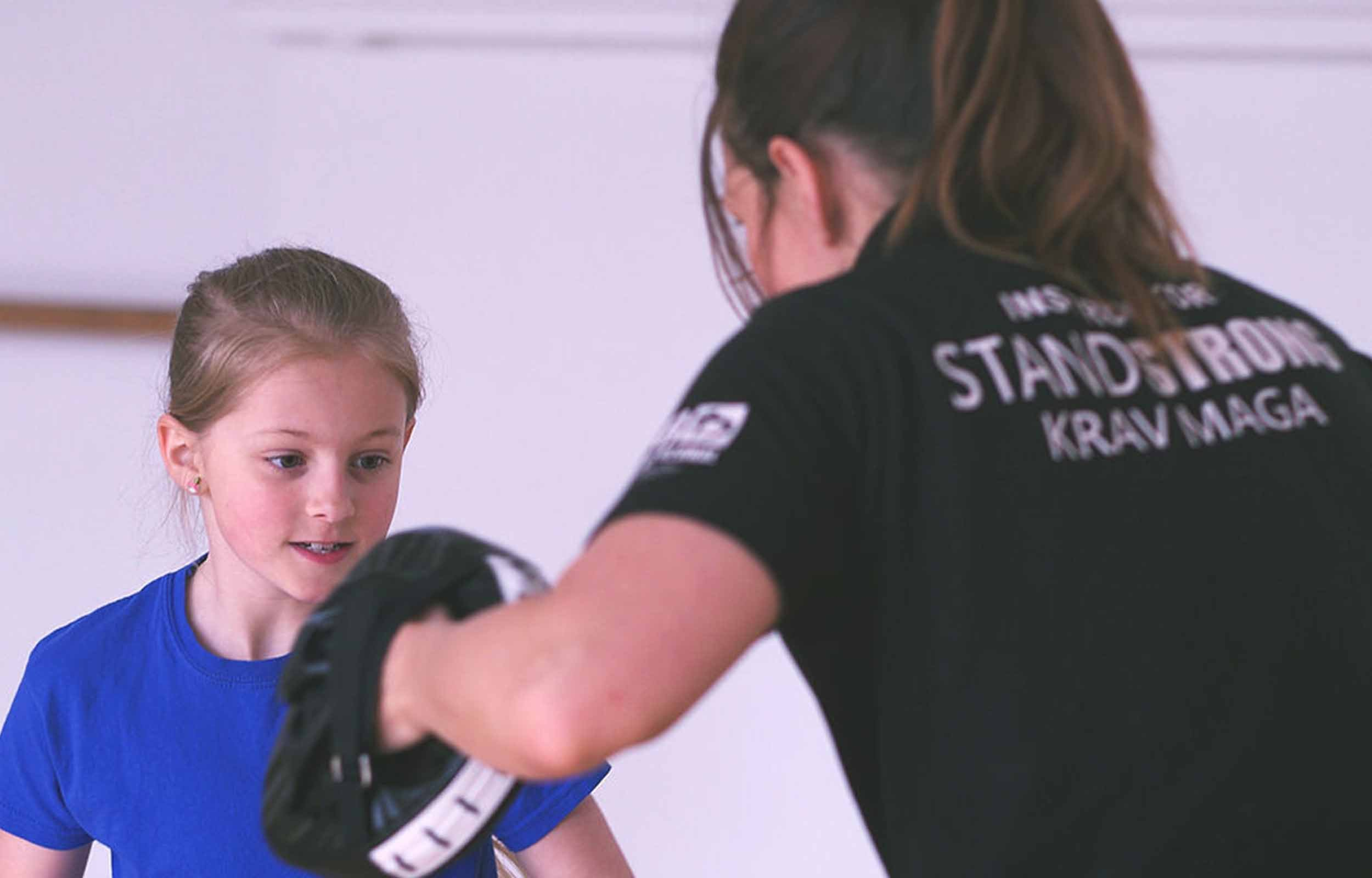 StandStrong Krav Maga children's classes