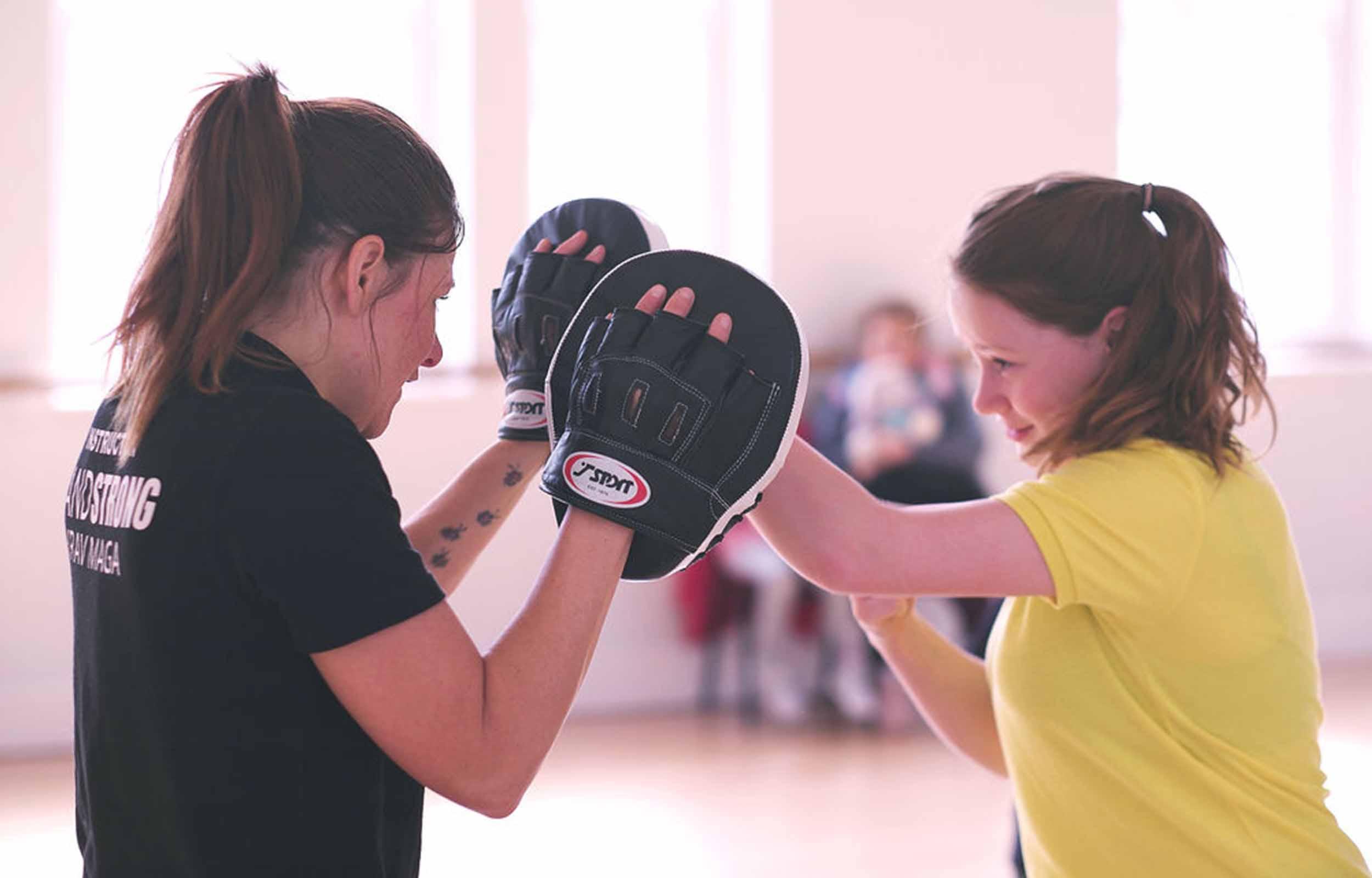 Kid's & Teen's Krav Maga self-defence Bristol