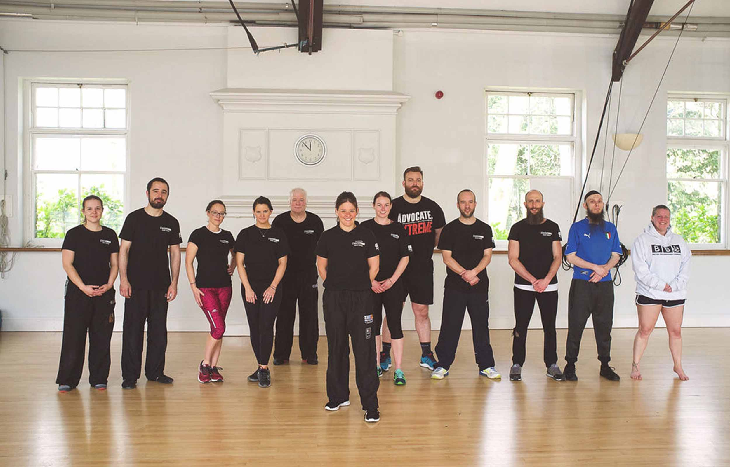 Adult's Krav Maga self-defence Bristol