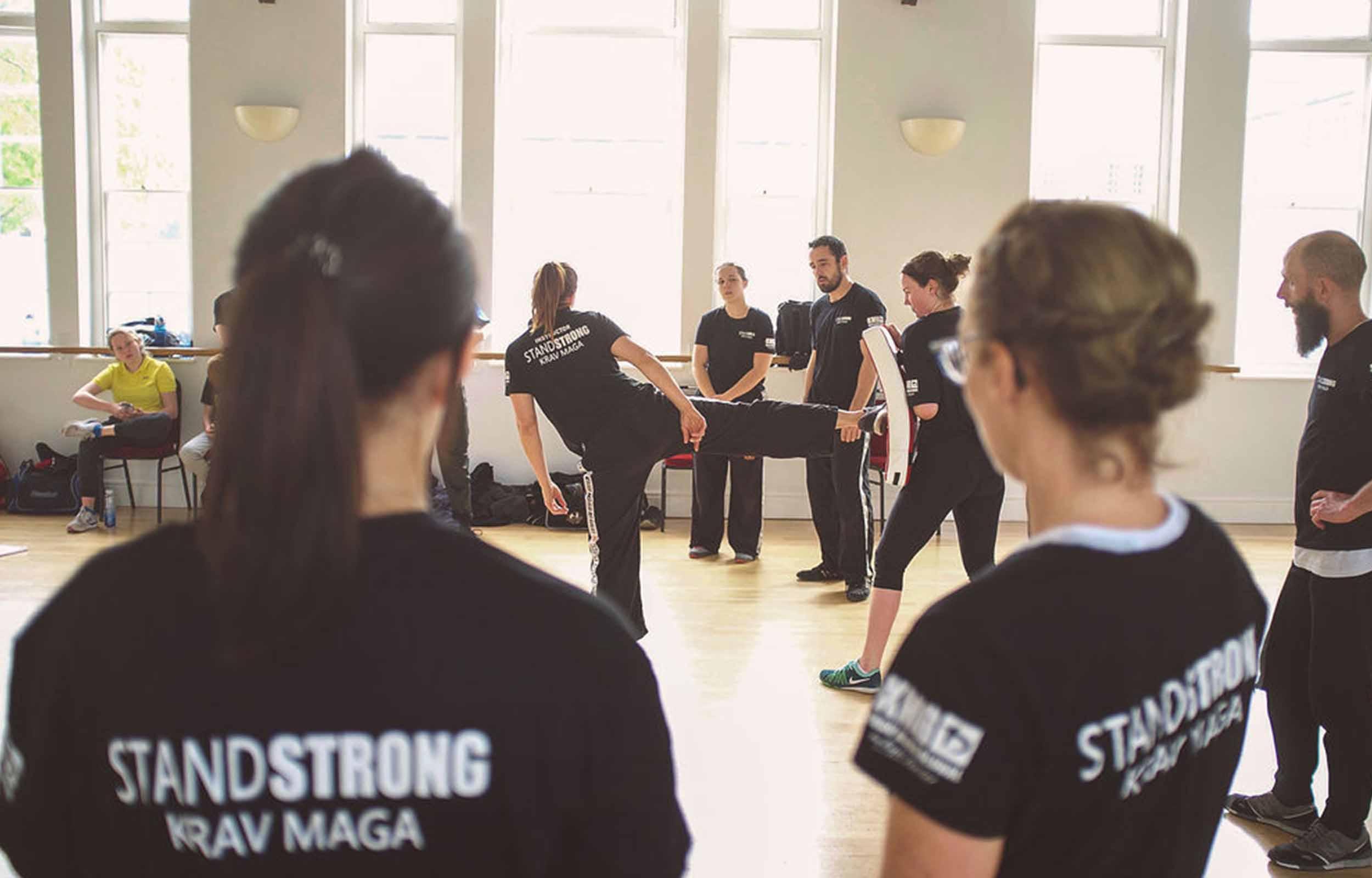 Krav Maga self-defence classes in Bristol