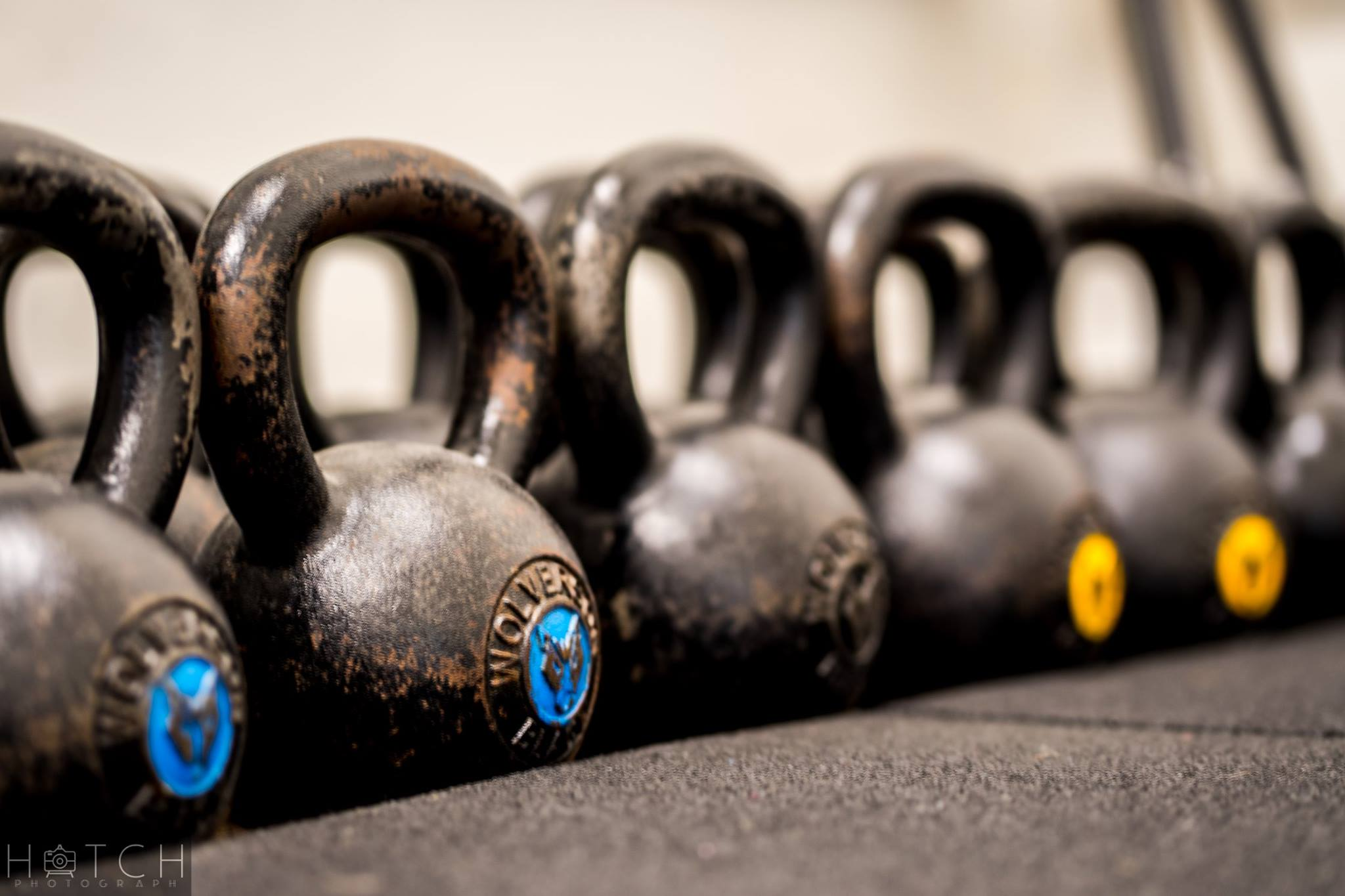 Kettlebell the King of iron
