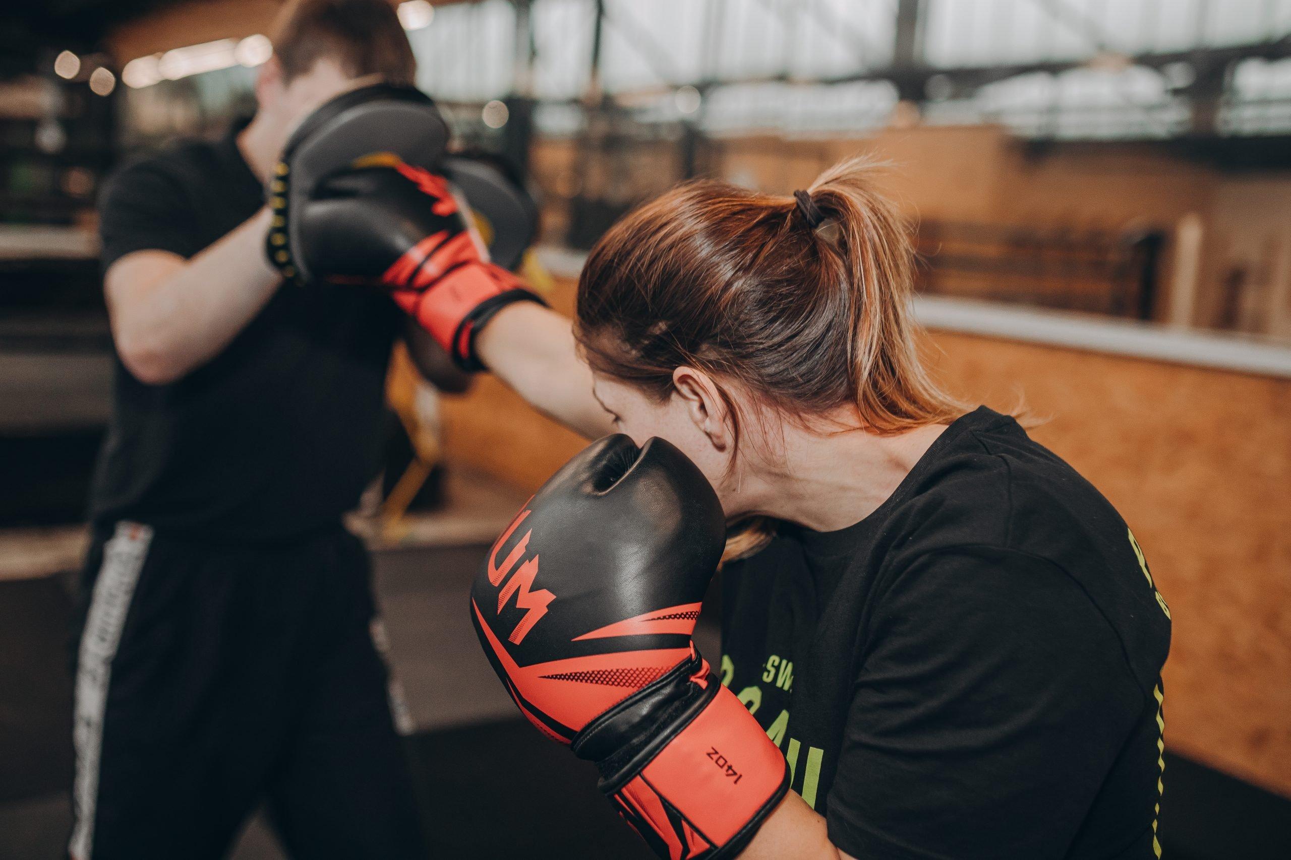 Adult's Kickboxing Bristol